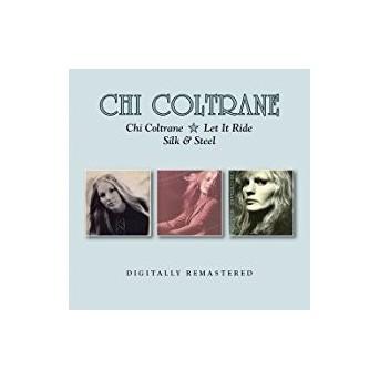 Chi Coltrane - Let It Ride - Silk - 2CD