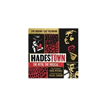 Hadestown: The Myth. The Musical