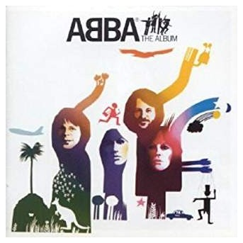 ABBA The Album - 3 LPs/Vinyl