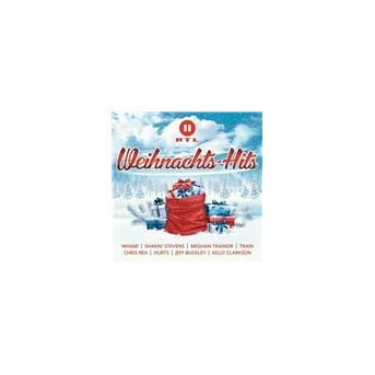 RTL 2 Weihnachts-Hits - 2CDs
