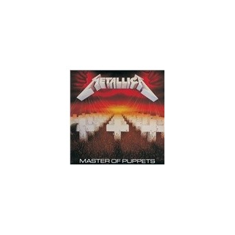 Master Of Puppets - 2017 Version - Remastered 180g - 1 Download Code
