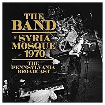 Syria Mosque 1970 - 2 LPs/Vinyl