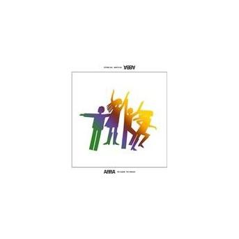 "ABBA The Album (Colored, 3 7 Singles) - Vinyl"""