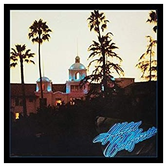 Hotel California (40th Anniversary Deluxe Edition) - 2CDs - Blu-ray