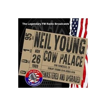 The Cow Palace - 26.11.1989 - 2CD