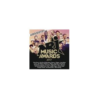 Nrj Music Awards 2017 - 3 CDs & 1 DVD