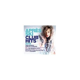 Apres Ski Club Hits 2018 - 3CD