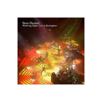 Wuthering Nights: Live in Birmingham - 2 CDs & 1 Blu-ray * 1 DVD