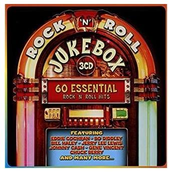 Rock'n'Roll Jukebox (Lim.Metalbox ed) - 3CD