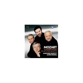 Chamber Music - The Last String Quartets - 7 CDs