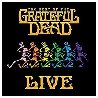 The Best Of The Grateful Dead Live - 2CD