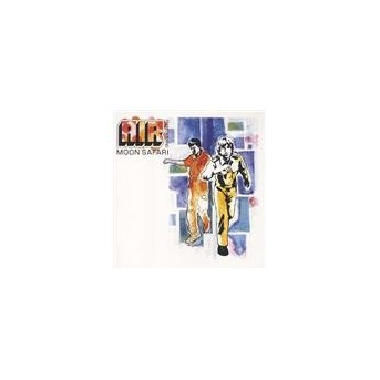Moon Safari - 1 LP/Vinyl