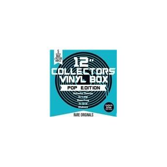 """12 Collector s Vinyl Box - Pop Edition - 5 LPs/Vinyl"""""""