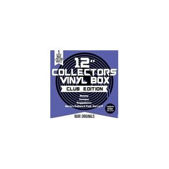 """12Collector s Vinyl Box - Club Edition - 5 LPs/Vinyl"""""""