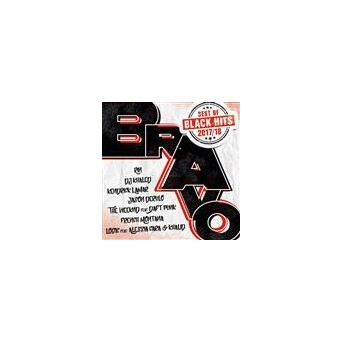 Bravo Black Hits - Best Of - 2017-2018 - 2CD