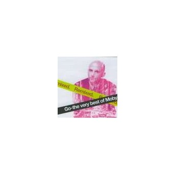 Go: The Very Best Of Moby (2-CD) Import