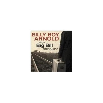 Sings Big Bill Broonzy