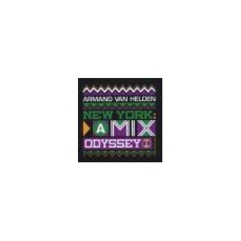 New York: A Mix Odyssey Vol. 2
