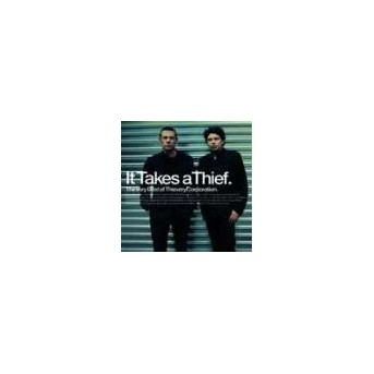 It Take A Thief - Very Best Of Thievery Corporation