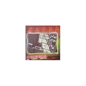 Zappa In New York - New Version