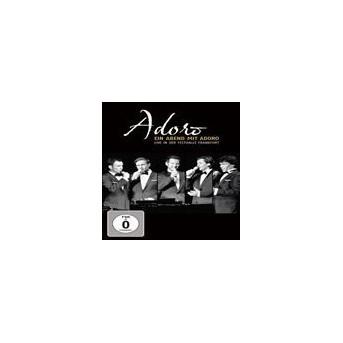 Ein Abend Mit Adoro - Live - CD & DVD